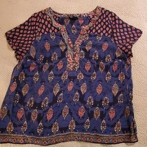 Lucky Brand short sleeve top